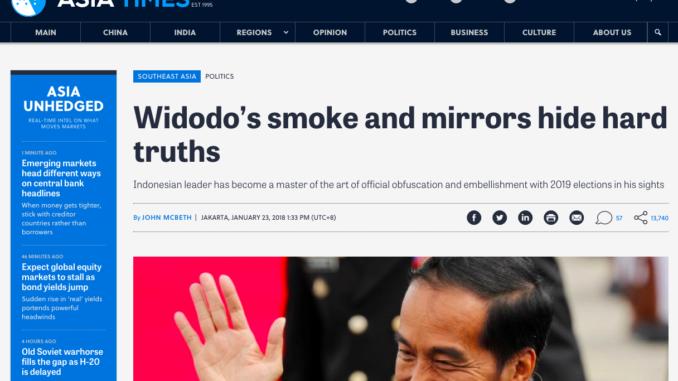Klarifikasi Gegerkan Publik Tanah Air Media Luar Negeri Tulis