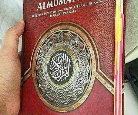Salah Dua Alquran Yang Diklaim Sebagai Al Quran Palsu