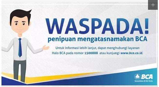 Salah Bank Bca Bisa Bantu Nasabah Yang Kena Tipu Belanja Online
