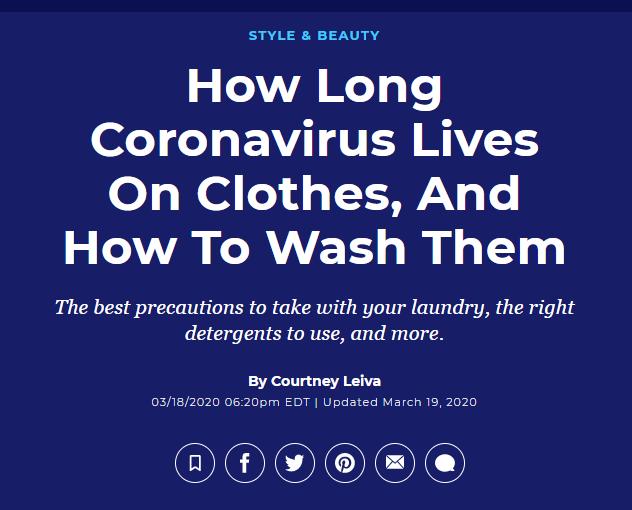 """[SALAH] """"China memang bener"""" jahat mengirim baju"""" bundle pakaian bekas di pakai orang"""" Yg sudah mati akibat virus"""""""