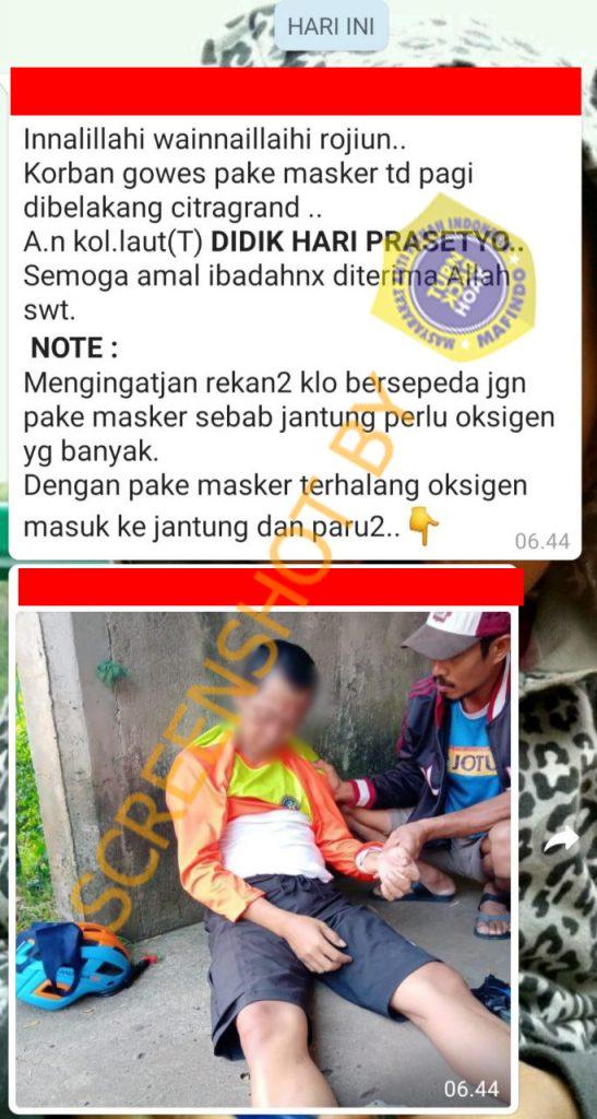 Ilustrasi  - informasi hoaks terkait penggunaan masker. (Foto: MP/turnbachoax.id)