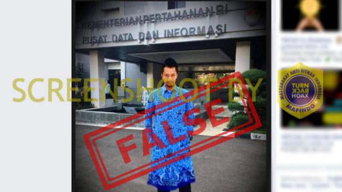 [HOAKS atau FAKTA]: PNS Boleh Pakai Batik Korpri Berbentuk Gamis