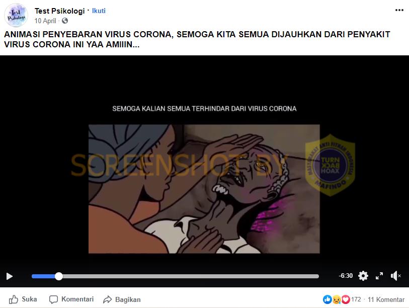 [HOAKS atau FAKTA]: Ada Film Animasi